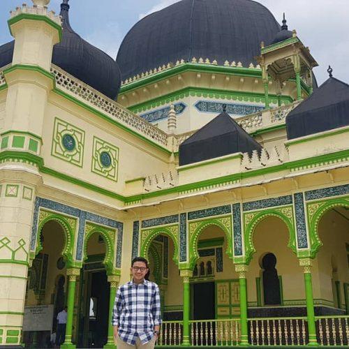 Masjid Azizi Langkat 2
