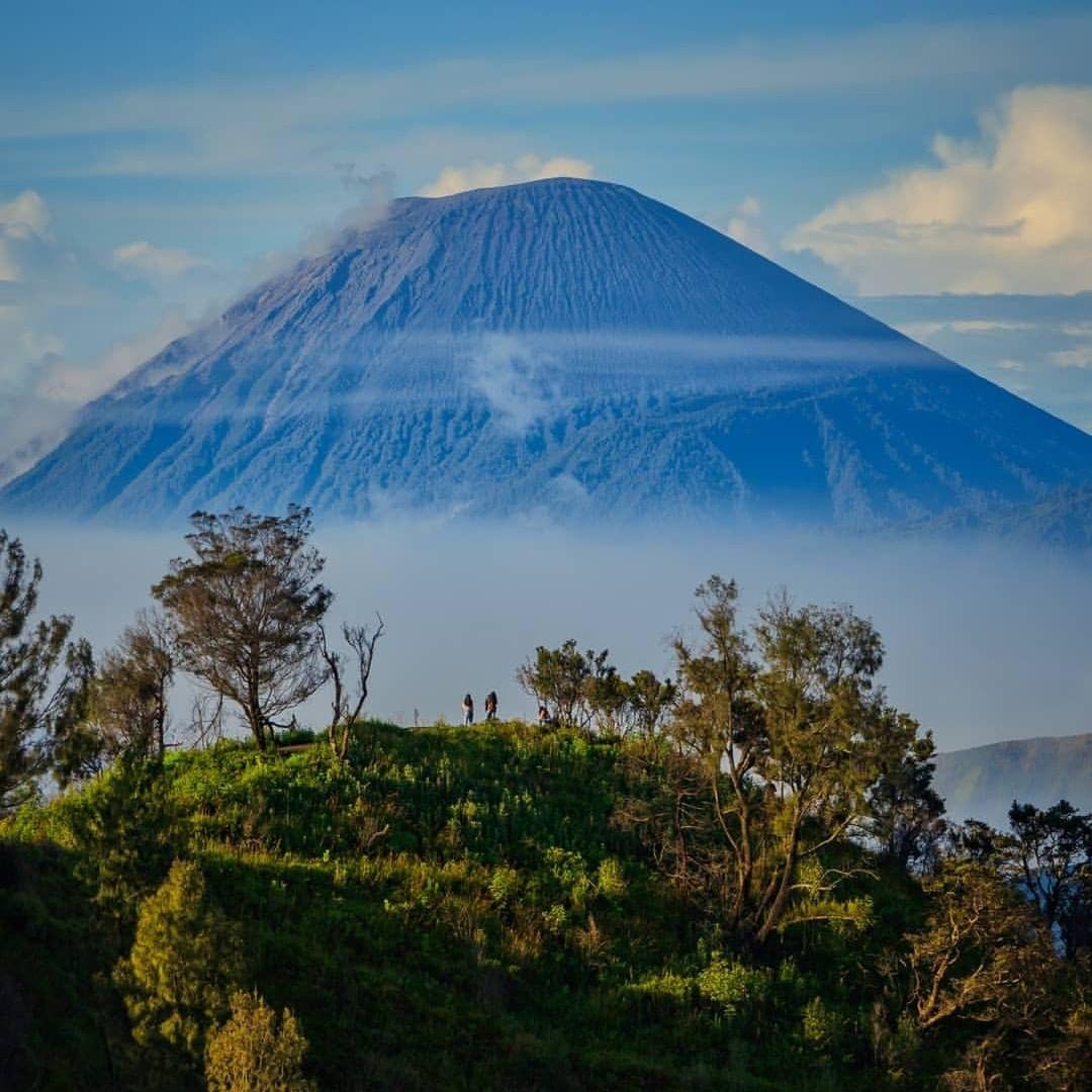 Jalur Pendakian Gunung Semeru Kembali Dibuka 12 Mei