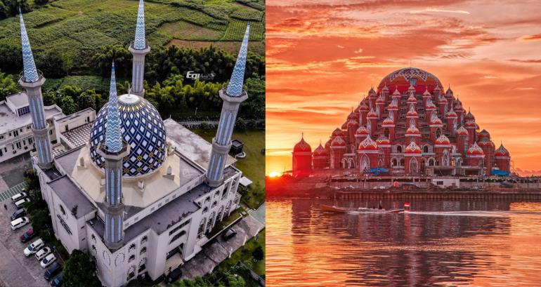 Wisata Masjid Indonesia 15 Masjid Terindah Yang Harus Kamu Datangi