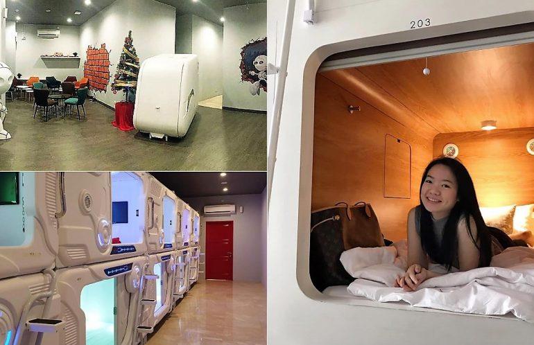 6 Hotel Kapsul Di Jakarta Yang Asyik Keren Murah Dan Instagrammable