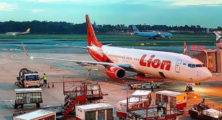 Harga Tiket Lion Air Mulai Turun Hari Ini
