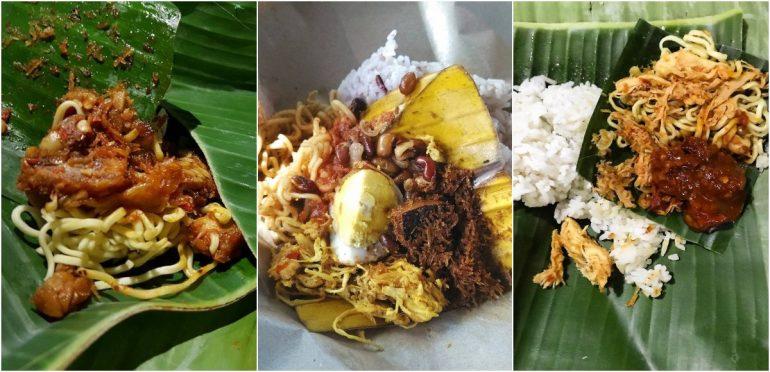 Murah Dan Minimalis Inilah 5 Warung Nasi Jinggo Untuk Kuliner