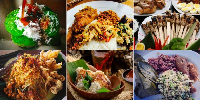 12 Makanan Khas Bali Lezat Dan Dimana Kamu Bisa Mencobanya