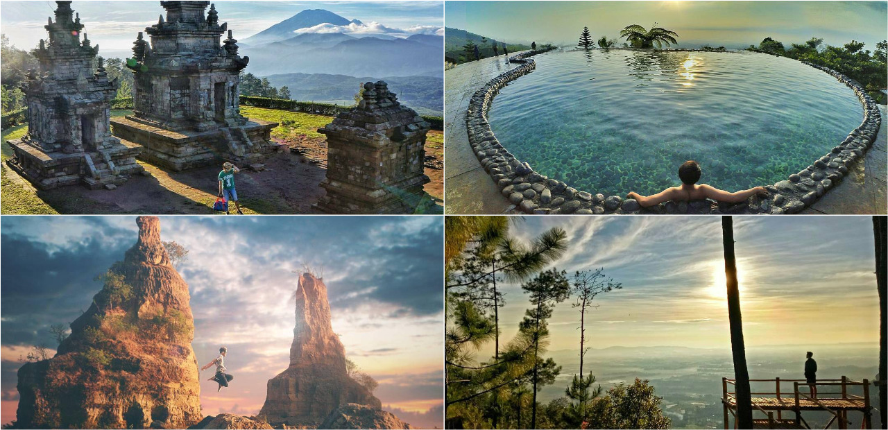 15 Tempat Wisata Di Semarang Bernuansa Alam Yang Keren