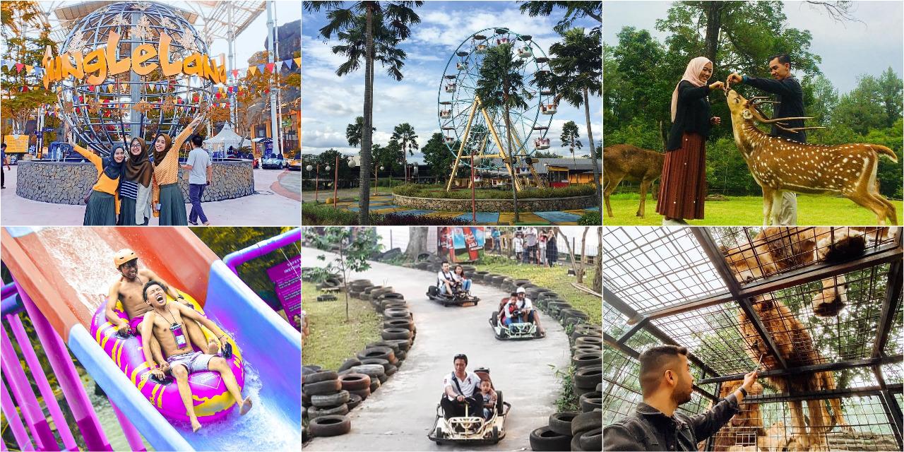 6 Tempat Wisata Keluarga Di Bogor Yang Harus Kamu Kunjungi