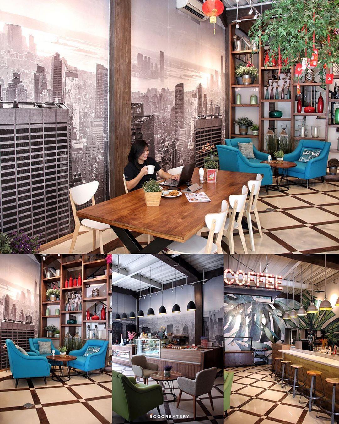 7 Restoran Bogor Dengan View Keren Nuansa Romantis