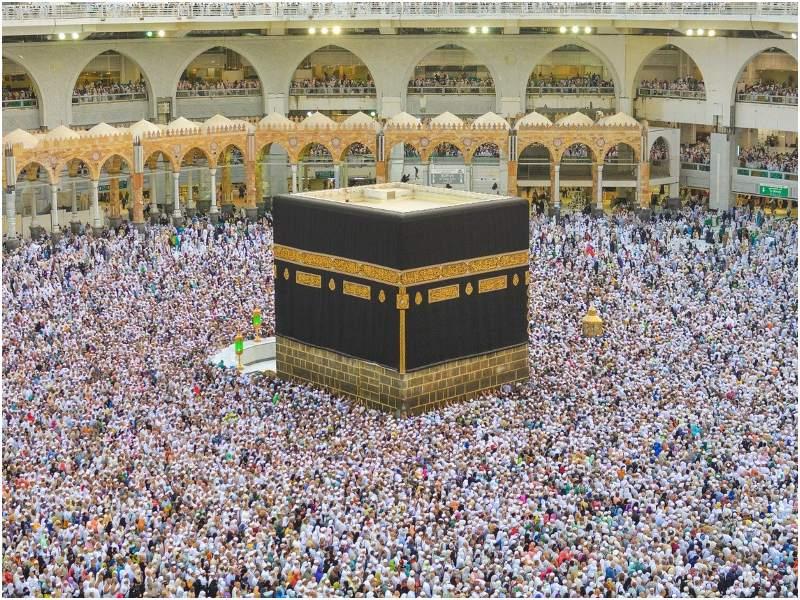 Larangan umrah Arab Saudi
