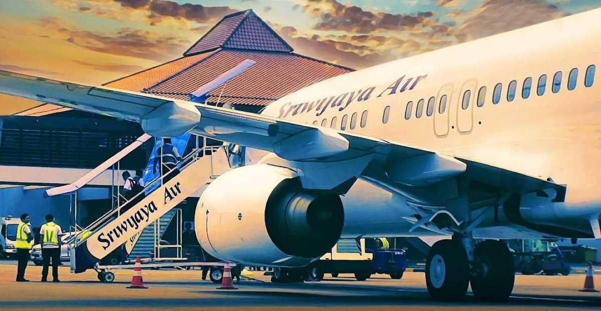 Tiket Sriwijaya Air didiskon