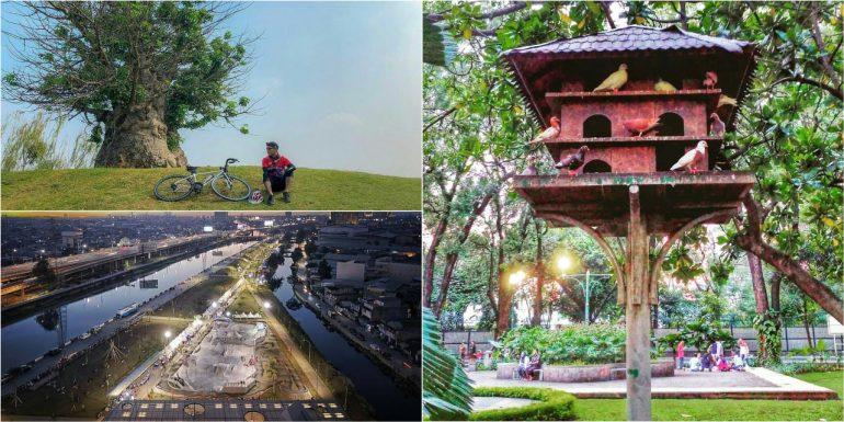 13 Taman Di Jakarta Untuk Destinasi Liburan Murah Meriah