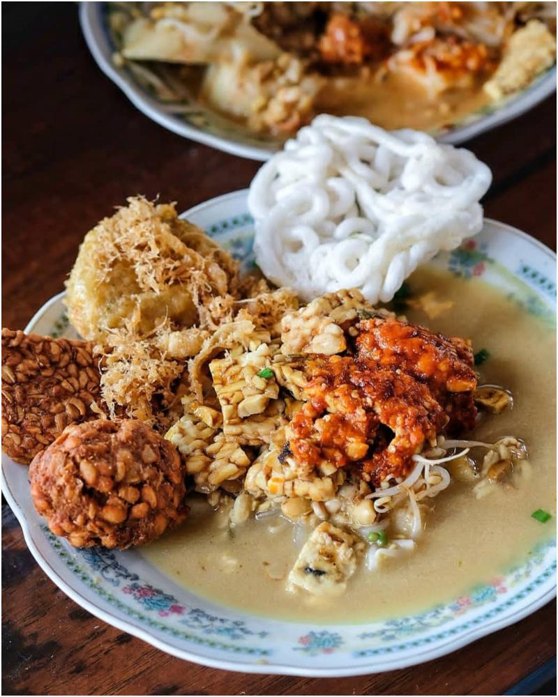 Makanan khas Malang - Orem-orem