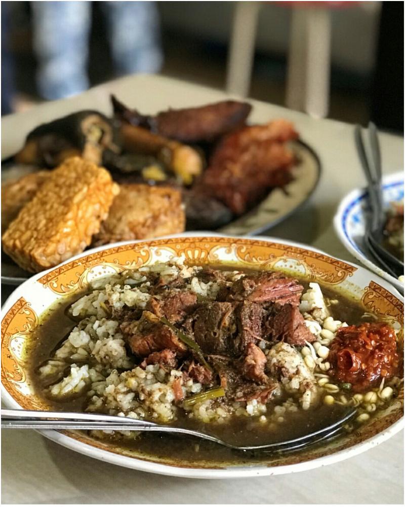 Makanan khas Malang - Rawon