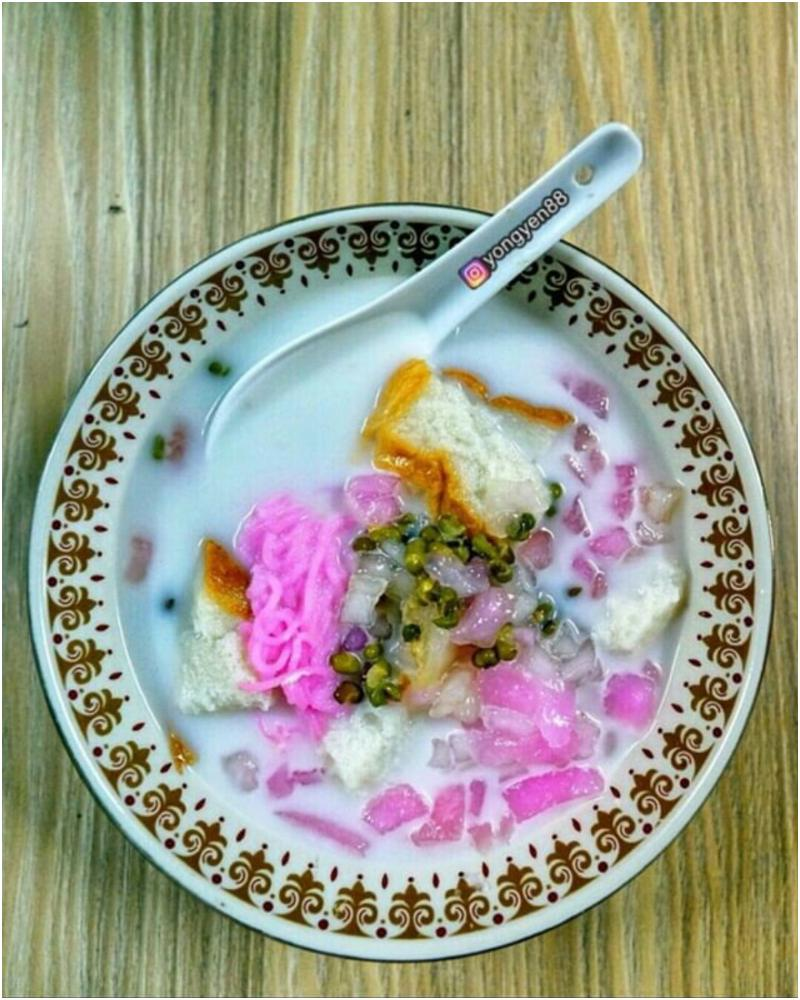 Makanan khas Malang - Angsle