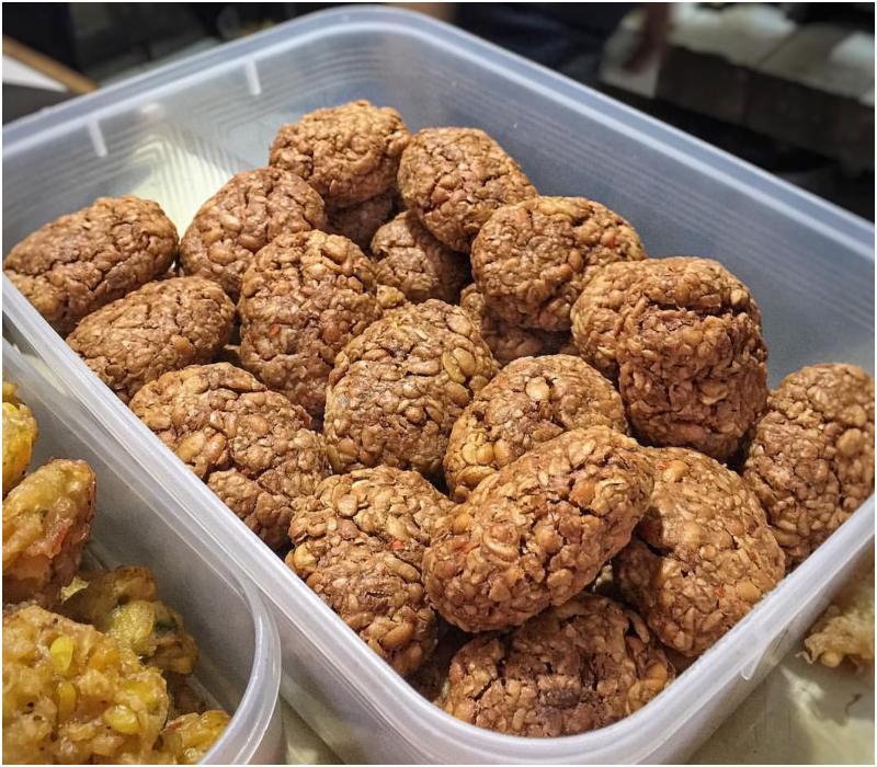Makanan khas Malang - Mendol