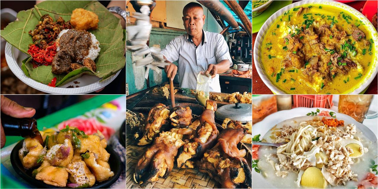 14 Makanan Khas Cirebon Dan Tempat Terbaik Mencobanya
