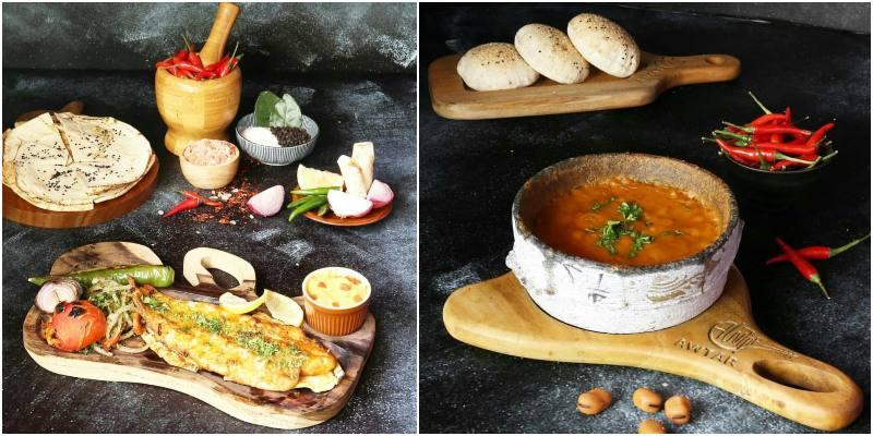 kuliner khas timur tengah
