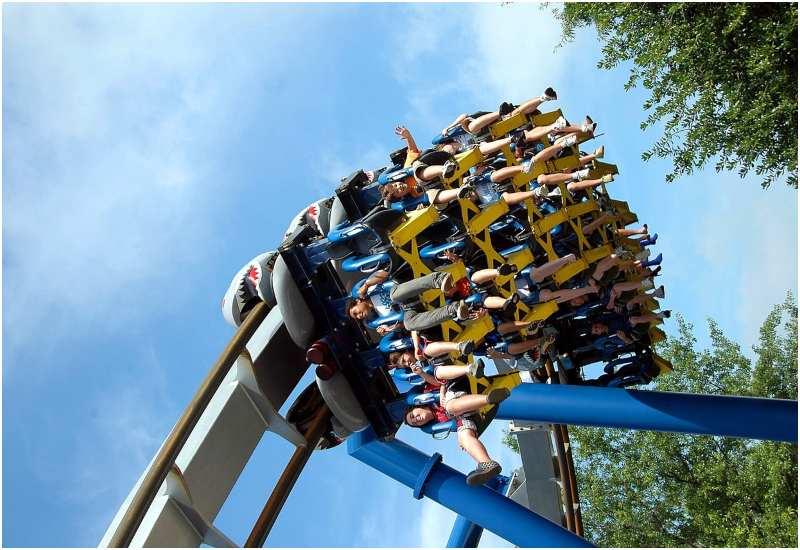 roller coaster di jepang