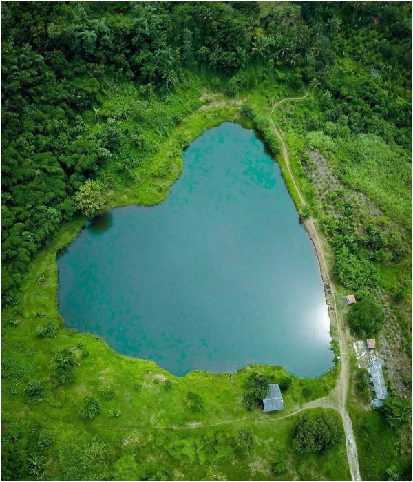 4 Situ Love - TEMPAT WISATA ALAM SUBANG DI AKHIR PEKAN