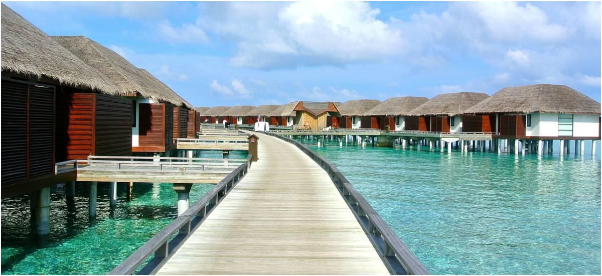 wisata maldives dibuka kembali