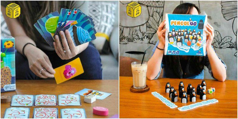 kafe board game jakarta