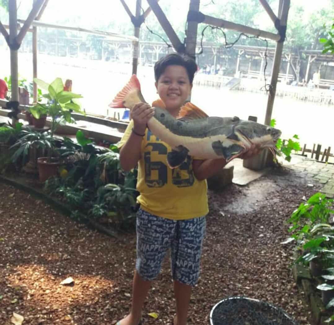 Godong Ijo   tempat wisata alam depok