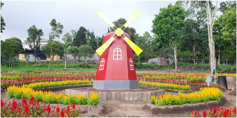 Al-Muna Garden Kaliurang | tempat wisata di Kaliurang