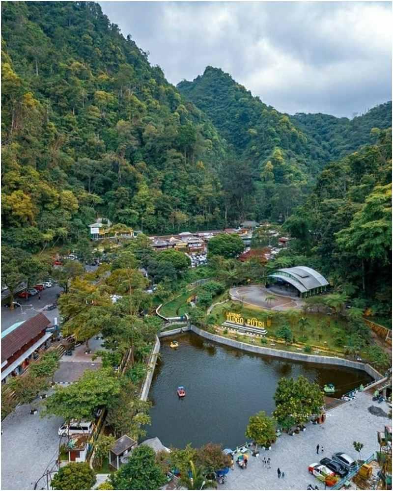 Tlogo Putri Kaliurang | tempat wisata di Kaliurang