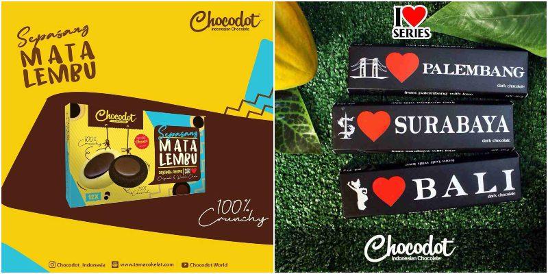 Chocodot   cokelat buatan indonesia