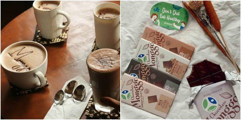 Chocolate Monggo   cokelat buatan indonesia
