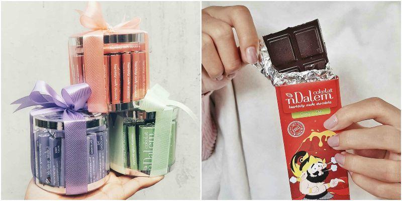 Cokelat Ndalem   buatan indonesia