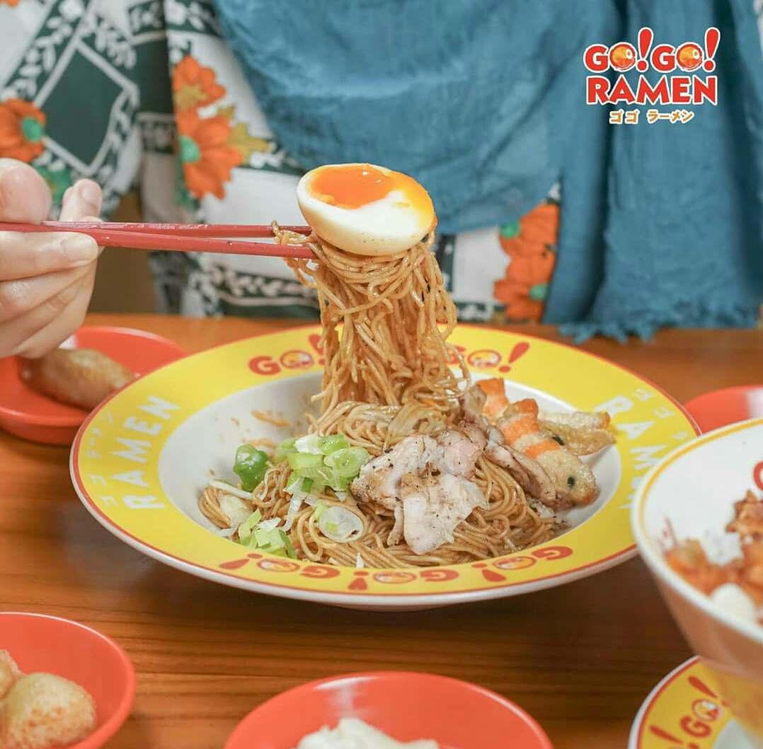 GogoRamen   restoran milik chef