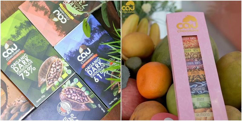 Cau Chocolates | cokelat buatan indonesia
