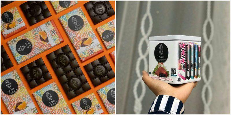 Pod Chocolate Bali   cokelat buatan indonesia