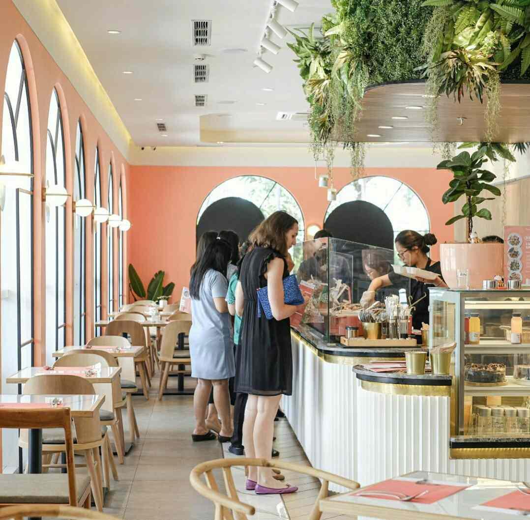 Fedwell Jakarta   restoran milik chef