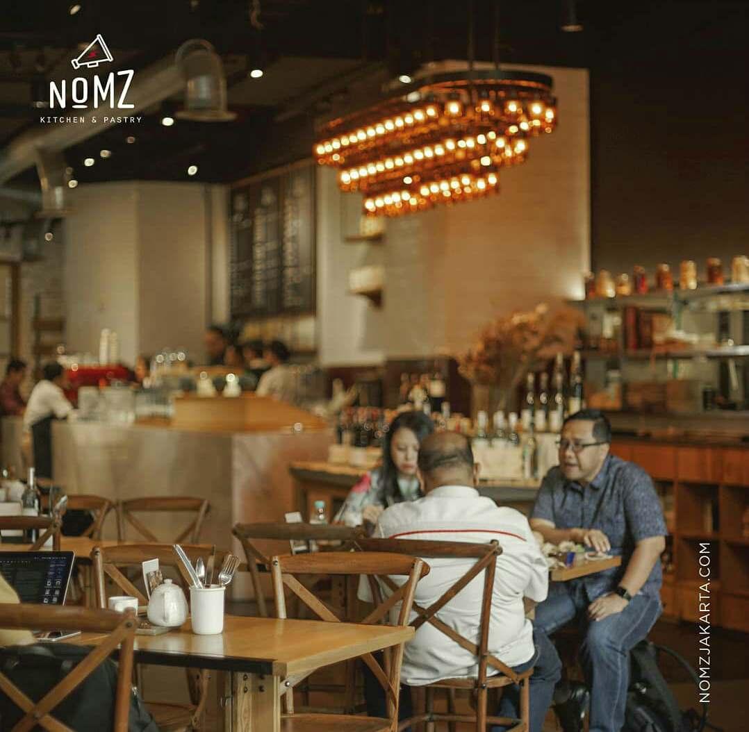 Nomz Jakarta   restoran milik chef