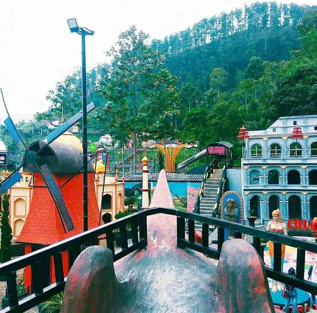 Bukit Sekipan | tempat wisata karanganyar