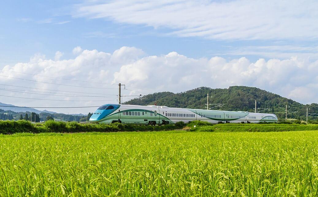 Toreiyu Tsubasa | Joyful Trains