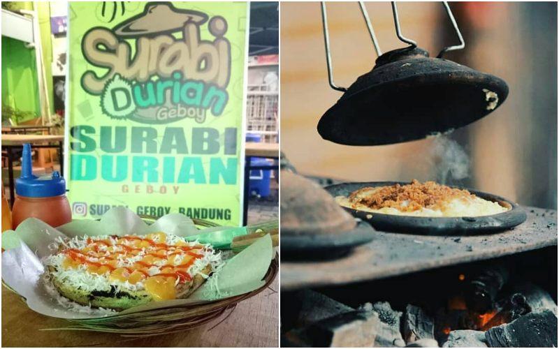 Surabi Durian Geboy Bandung