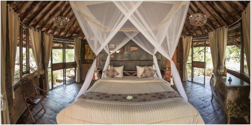 Treehouse diselenggarakan oleh Jing, Wayana + Bukit Vista Host