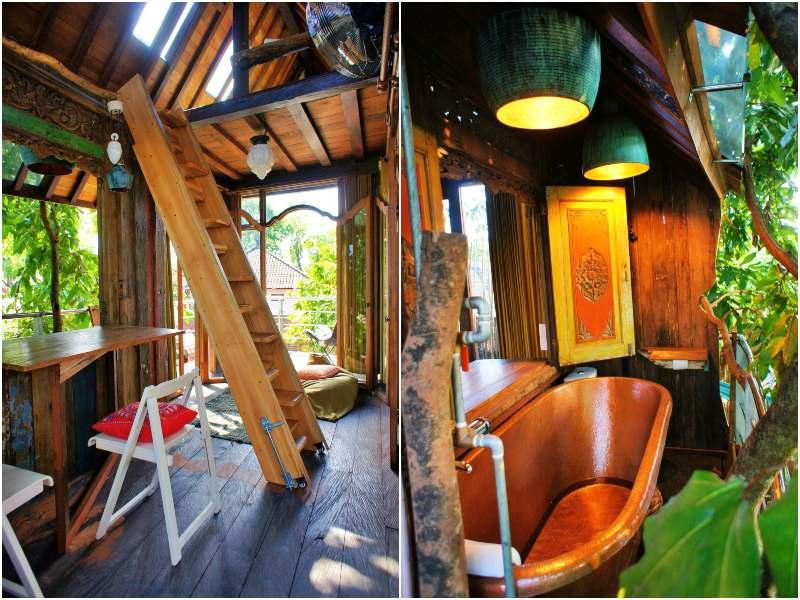 Treehouse dilayani oleh Rumi