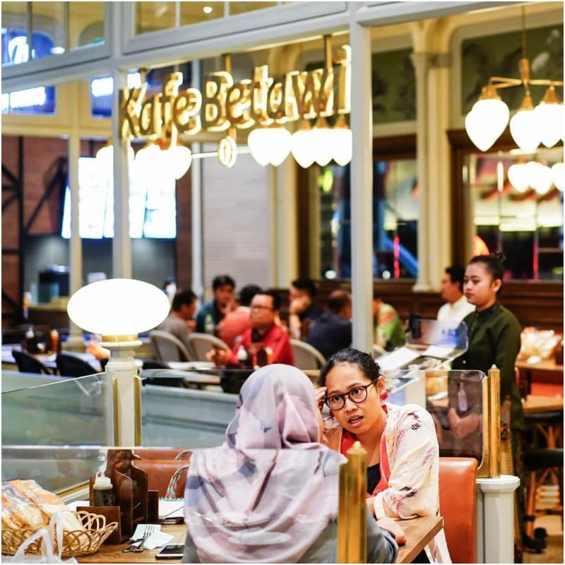 Kafe Betawi | restoran betawi di jakarta