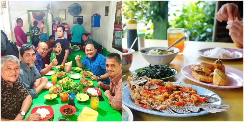 Warung Betawi H. Muhayar | restoran betawi di Jakarta