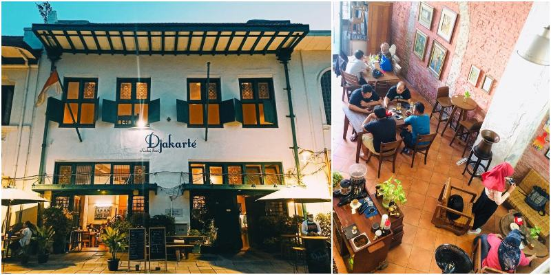 Kedai Seni Djakarte | restoran betawi di Jakarta