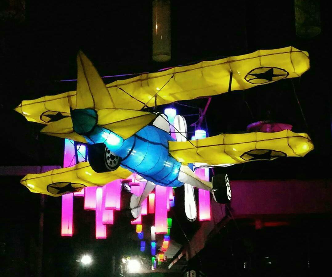 Kampung Lampion Wangi | wisata malam malang