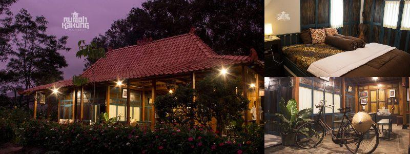 Rumah Kakung Jogja Jawa
