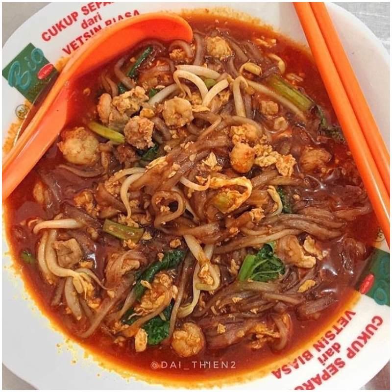 Mie Sagu | makanan khas Batam