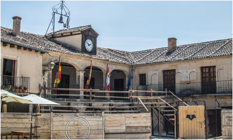 Pedraza, tempat wisata tersembunyi di Spanyol