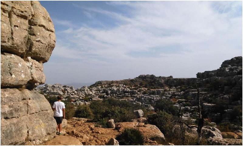 El Torcal | tempat wisata tersembunyi di spanyol