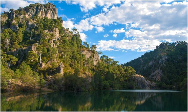 Lagoon Aguas Negras di Cazorla