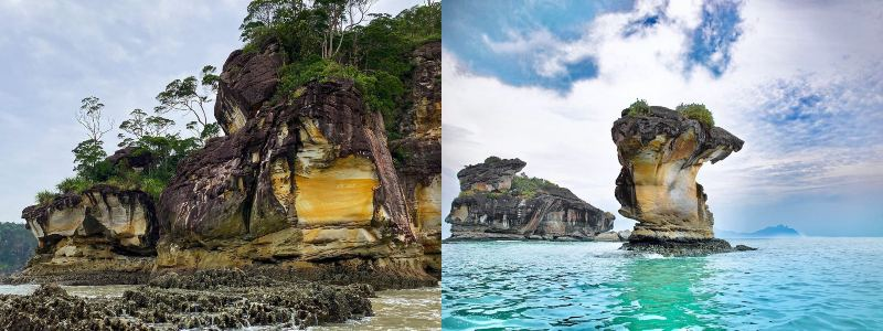 Boko National Park | tempat wisata di Kuching