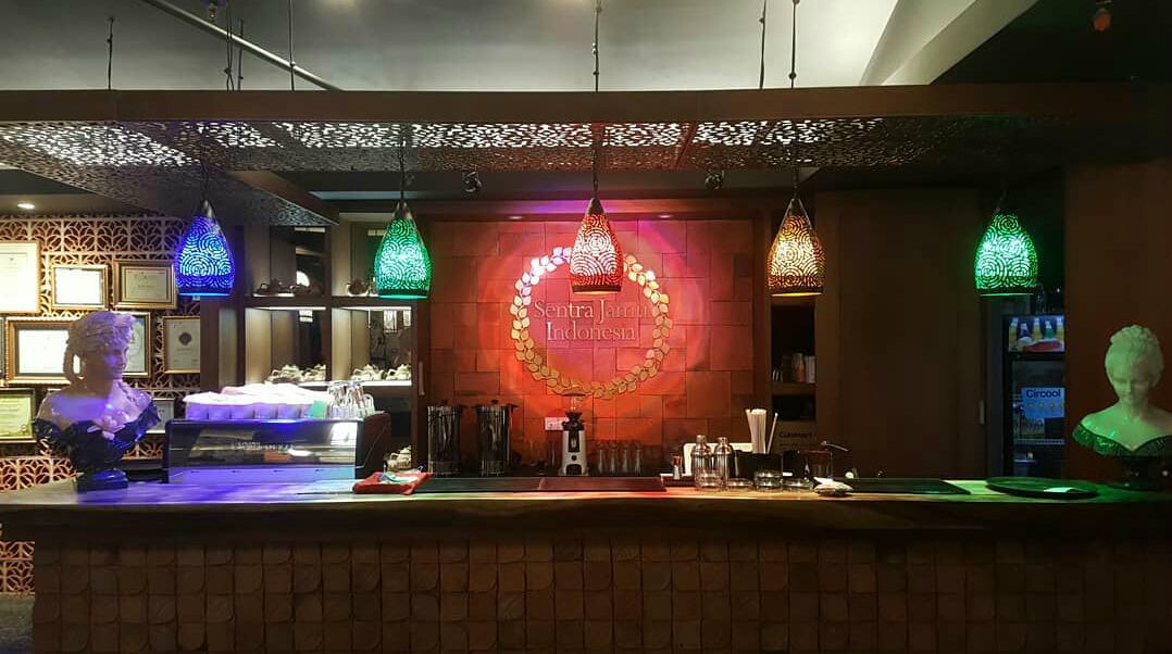 Sentra Jamu Indonesia | kafe jamu di jakarta